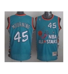 nba 96 all star #45 mourning blue