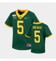 Men Baylor Bears Charlie Brewer Untouchable Green College Football Jersey