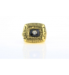 NFL Pittsburgh Steelers 1974 Championship Ring