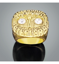 NFL Pittsburgh Steelers 1975 Championship Ring