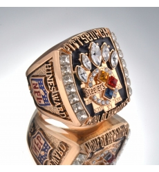 NFL Pittsburgh Steelers 2005 Championship Ring