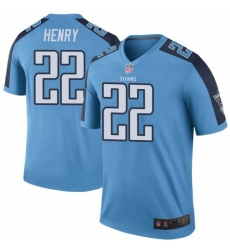 Men Tennessee Titans 22 Derrick Henry Rush Limited Jersey