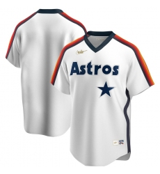 Men Houston Astros Nike Home Cooperstown Collection Player MLB Jersey White