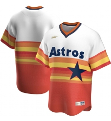 Men Houston Astros Nike Home Cooperstown Collection Team MLB Jersey White