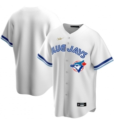 Men Toronto Blue Jays Nike Home Cooperstown Collection Team MLB Jersey White