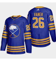 Buffalo Sabres 26 Rasmus Dahlin Men Adidas 2020 21 Home Authentic Player Stitched NHL Jersey Royal Blue