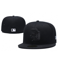 San Diego Padres Fitted Cap 001