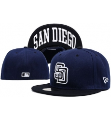San Diego Padres Fitted Cap 003