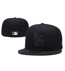 St.Louis Cardinals Fitted Cap 001