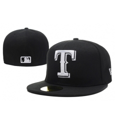 Texas Rangers Fitted Cap 004
