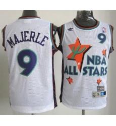 Phoenix Suns 9 Dan Majerle 1994 95 All Star White NBA Jerseys