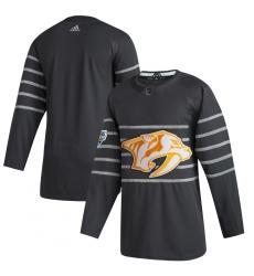 Predators Blank Gray 2020 NHL All Star Game Adidas Jersey