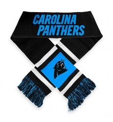 Carolina Panthers Scarf Black