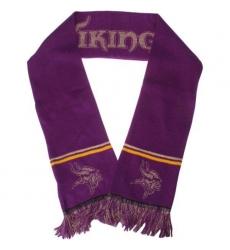 NFL Minnesota Vikings Purple Scarf