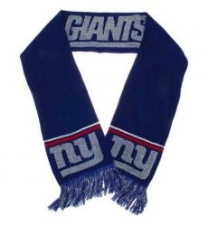NFL New York Giants Classic Blue Scarf