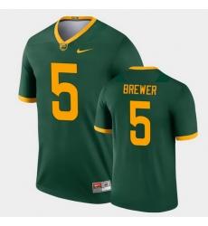 Men Baylor Bears Charlie Brewer Legend Green College Football Jersey