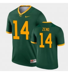 Men Baylor Bears Jacob Zeno Legend Green College Football Jersey