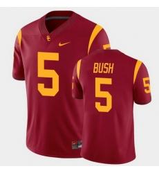 Men Usc Trojans Reggie Bush College Football Cardinal Alumni Player Game Jersey