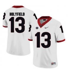 Elijah Holyfield 13 White Jersey .jpg