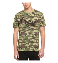 Men Cleveland Browns  2747 Camo Alpha T Shirt