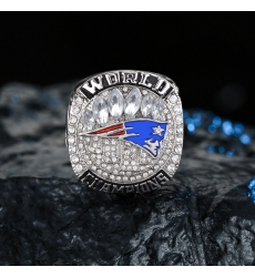 NFL New England Patriots 2018 Championship Ring