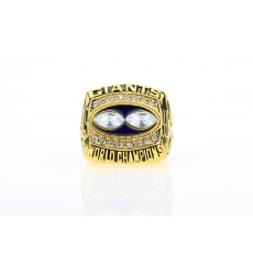 NFL New York Giants 1990 Championship Ring