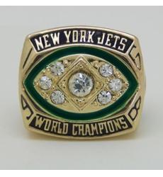 NFL New York Jets 1968 Championship Ring