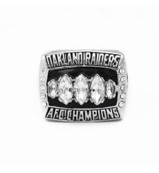 NFL Oakland Raiders 2002 Championship Ring