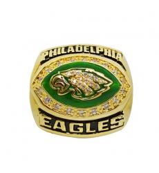 NFL Philadelphia Eagles 2004 Championship Ring