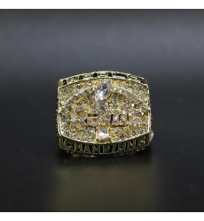 NFL St. Louis Rams 1999 Championship Ring