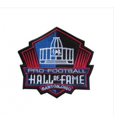 Stitched NFL Pro Football Hall of Fame Patch