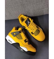 Air Jordan 4 Men Shoes 005