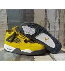 Air Jordan 4 Men Shoes 006