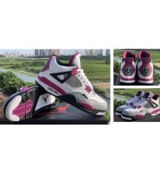 Air Jordan 4 Retro Men Shoes Paris Saint-Germain PSG