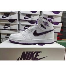 Air Jordan 1 Men Shoes 007