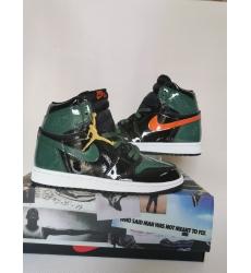 Air Jordan 1 Men Shoes 010