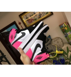 Air Jordan 1 GS Valentines Day Women Shoes