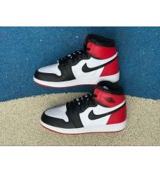 Air Jordan 1 High OG Retro Black Women Shoes
