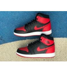 Air Jordan 1 OG Banned Women Shoes