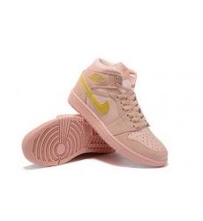 Air Jordan 1 Retro New Special Pink Women Shoes