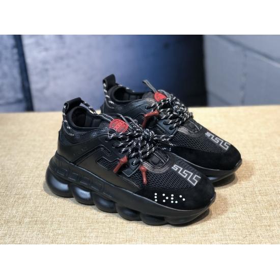 Versace Chain Reaction Sneakers Men 030