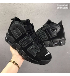 Supreme x Nike Air More Uptempo Men Shoes 003