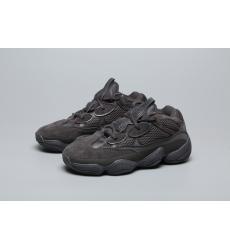 adidas Yeezy 500 Utility Black Men Shoes