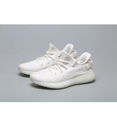 adidas Yeezy Boost 350 V2 Cream Triple White Men Shoes