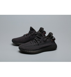 adidas Yeezy Boost 350 V2 Static Black Reflective Men Shoes
