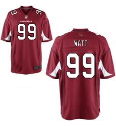 Men Nike Arizona Cardinals J J Watt Red Vapor Limited Jersey