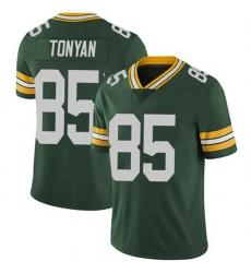 Youth Green Bay Packers Robert Tonyan Green Vapor Limited Jersey