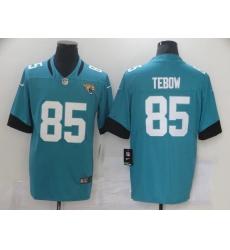 Men Jacksonville Jaguars Tim Tebow Nike Untouchable Vapor Limited Jersey