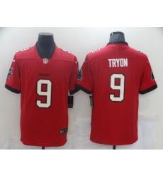 Men Tampa Bay Buccaneers Joe Tryon Red Vapor Limited Jersey