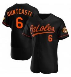 Men Baltimore Orioles 6 Ryan Mountcastle Flexbase Black Jersey